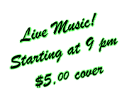 Live Music!